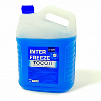 Тосол INTER FREEZE A-40M 4,5кг
